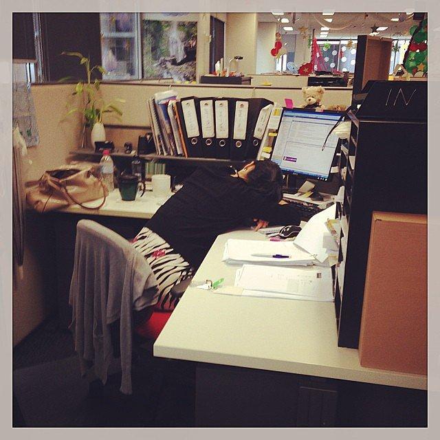 Work-Nap