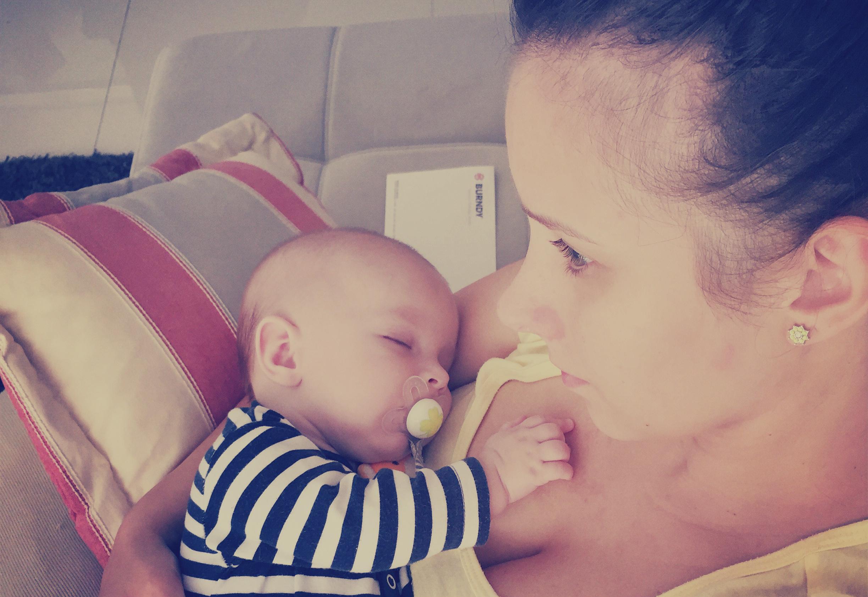 Ser mãe: Tudo sobre minha Depressão Pós Parto